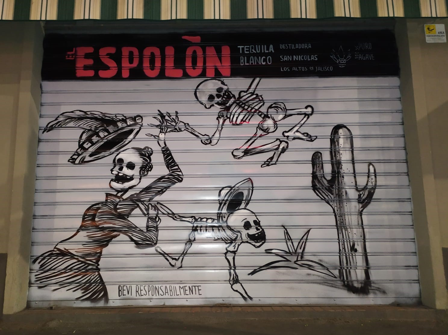 Decorazione Cler Milano Graffiart