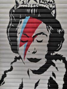 Decorazione Cler negozio Graffiart