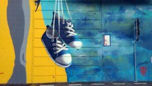 Pubblicità serrande negozi Graffiart
